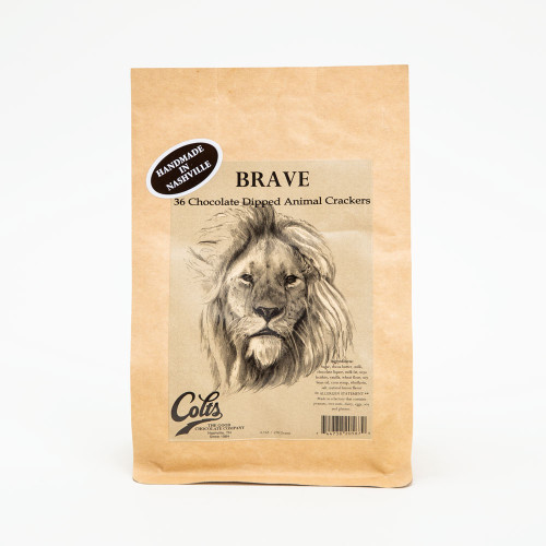 Brave Animal Crackers by Colts Chocolate Co.