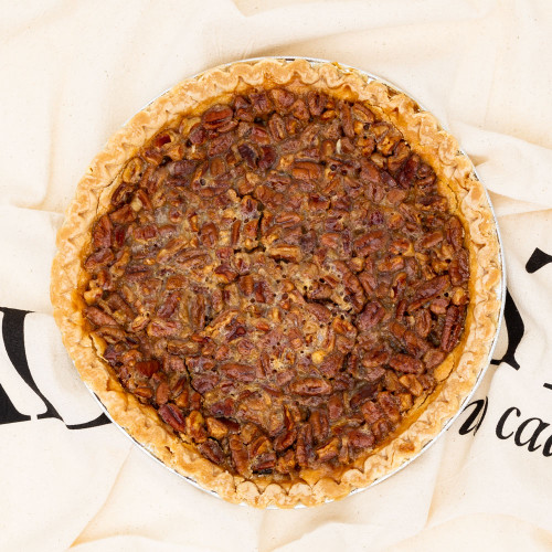 White Chocolate Pecan Pie by Colts Chocolate Co.