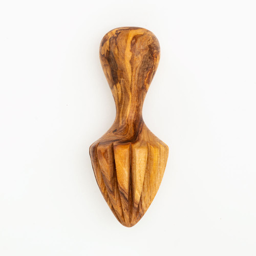 Olive Wood Citrus Press by Be Home