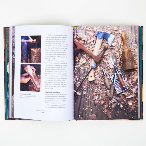The Artful Wooden Spoon by Joshua Vogel