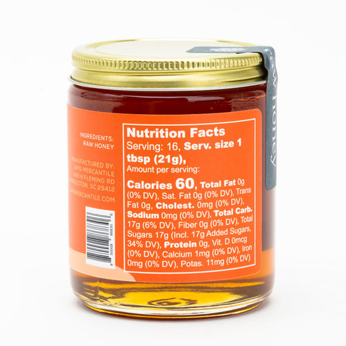 Raw Honey by Apis Mercantile