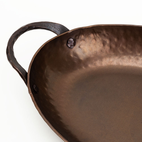 Farmhouse Oval Roaster by Smithey Ironware Co.