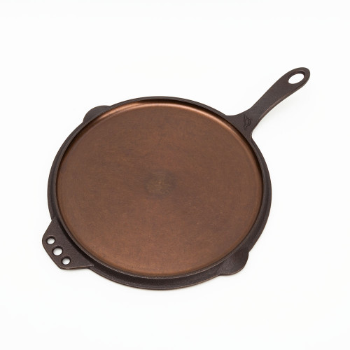 No 12. Flat-Top by Smithey Ironware Co.