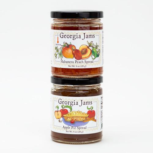 Apple Pie Spread by Georgia Jams