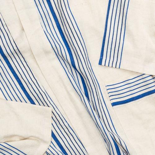 Royal Blue Hudson Long Bathrobe by Home & Loft