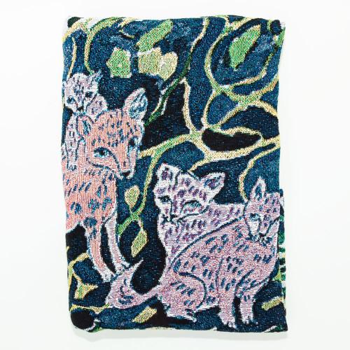 Burrowers Blanket by Olivia Wendel