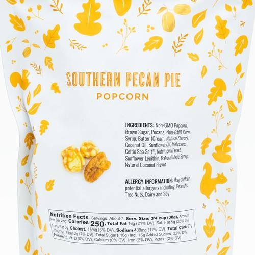 Pecan Pie Popcorn by Poppy Hand-Crafted Popcorn