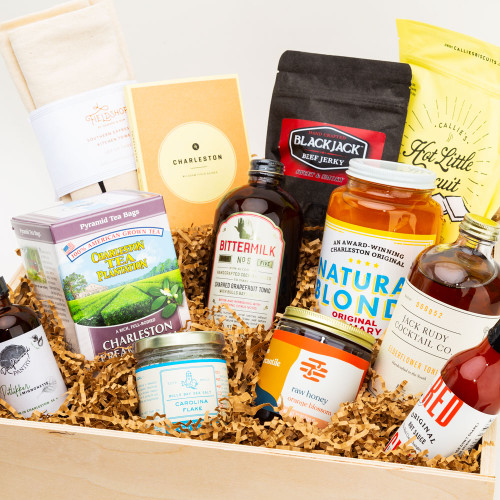 Charleston's Best Gift Box