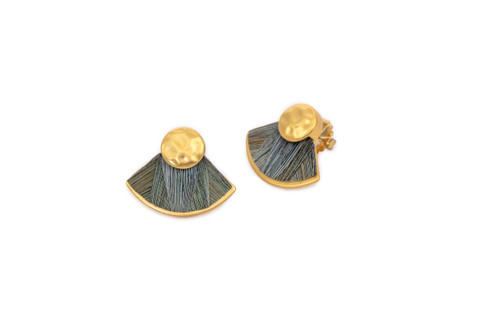 Wells Earrings by Brackish