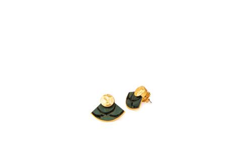 Cam Earrings by Brackish