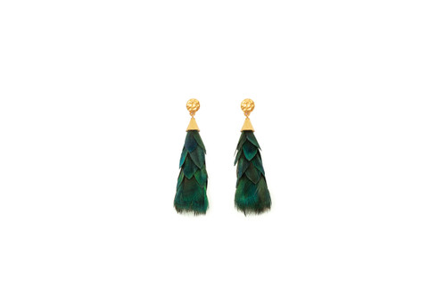 Lodge Earrings by Brackish