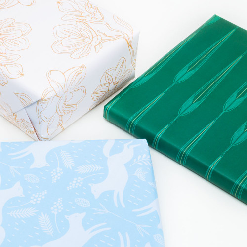 Wrapping Paper by Fieldshop by G&G