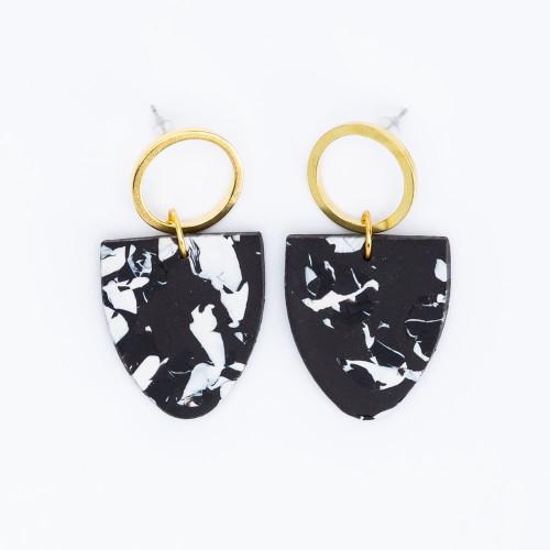 Cassandra Earrings by BR Design Co