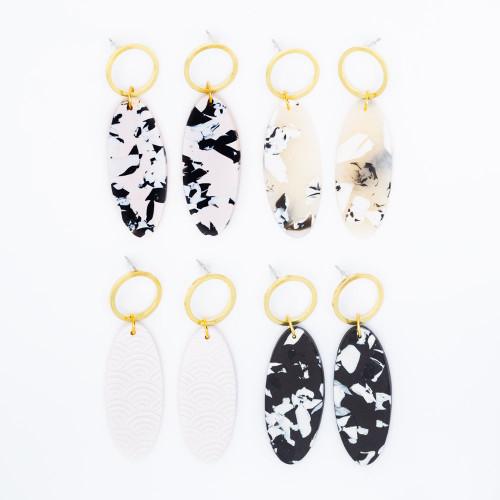 Caitlyn Earrings by BR Design Co