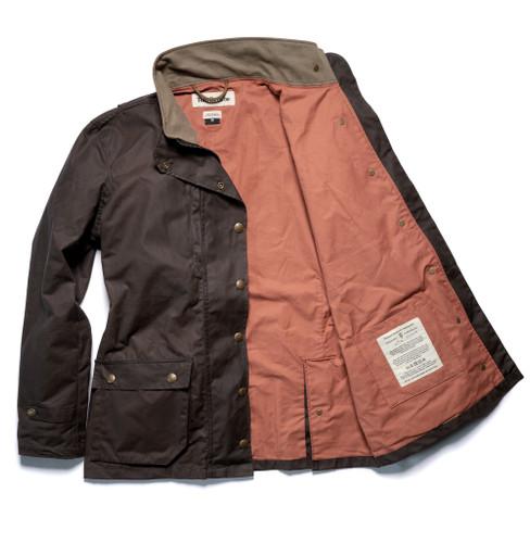 Women's Rye Brown Tensaw Jacket by Tom Beckbe