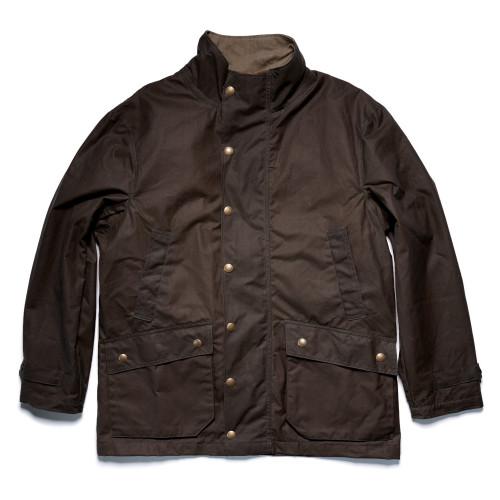 Men's Rye Brown Tensaw ES Jacket by Tom Beckbe