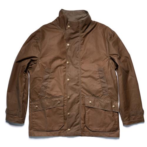 Men's Tobacco Tensaw Jacket by Tom Beckbe