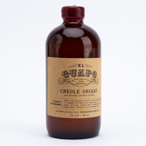 Creole Orgeat Syrup by El Guapo