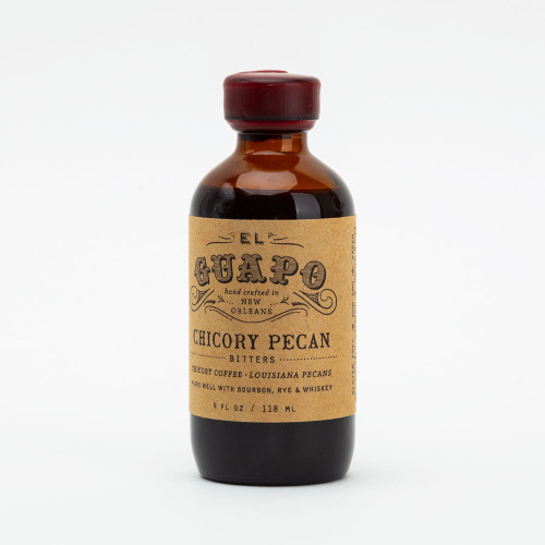 Chicory Pecan Bitters by El Guapo