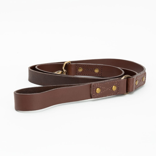 Whiskey Dog Leash by Wren & Ivy