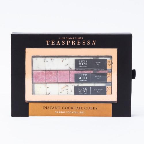 Cocktail Cubes by Teaspressa