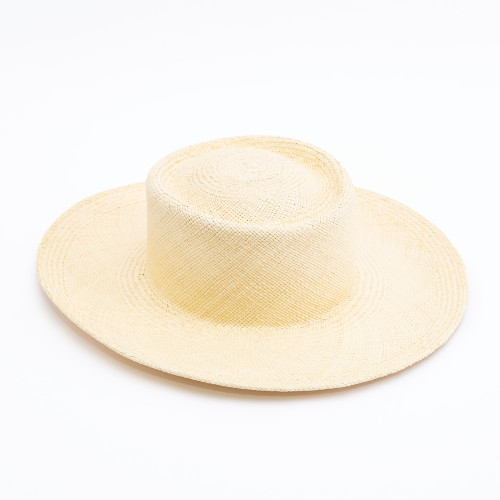 The Painter Hat Natural by Fanny & June