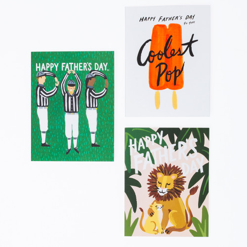 Father's Day Cards by Idlewild Co.