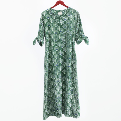 Sydney Maxi Dress by Mirth Caftans