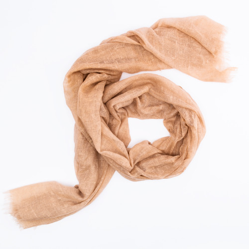 Mongolian Cashmere Scarf by Mirth Caftans