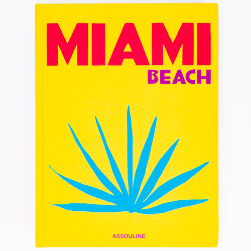 Miami Beach, published by Assouline