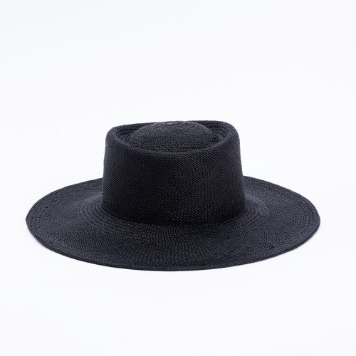 The Painter Hat Black by Fanny & June