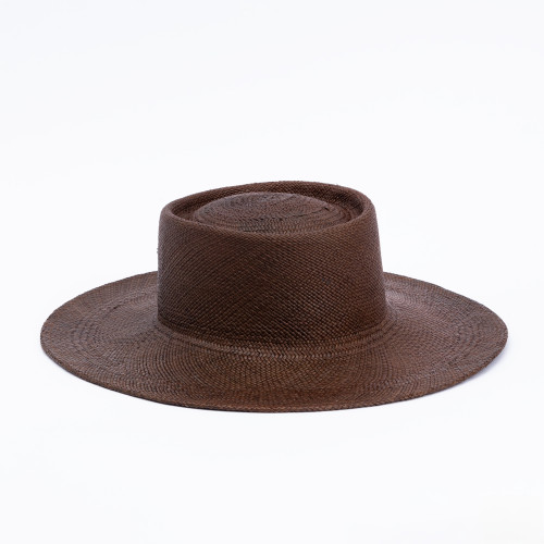 The Painter Hat Olive by Fanny & June
