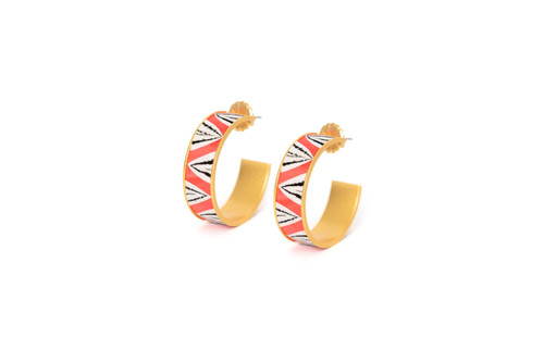 Summer Crush Hoops by Brackish