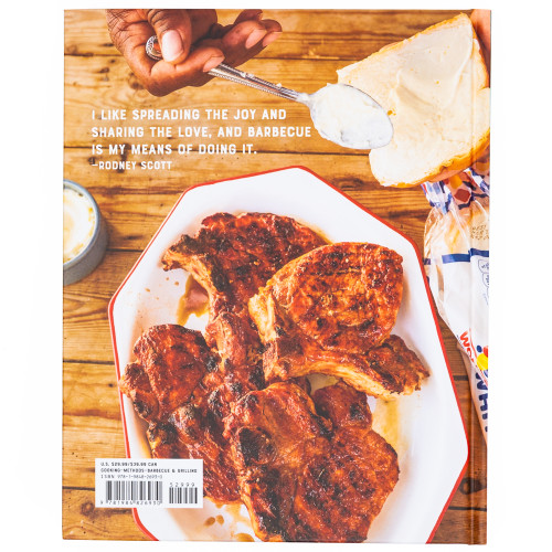 Rodney Scott's World of BBQ by Rodney Scott & Lolis Eric Elie