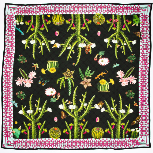 Wild West Scarf in Charleston Green by Carson & Co.