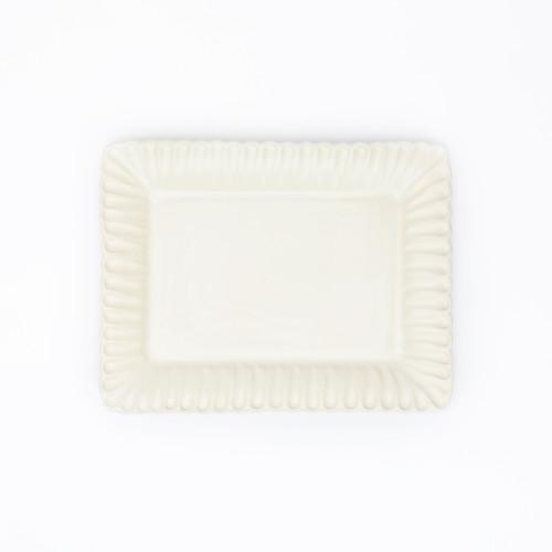 Ironstone Platter by Bridgman Pottery