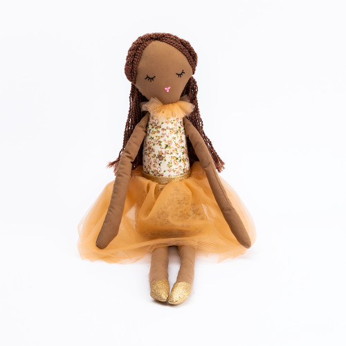 Cookie Scented Ballerina Doll by Mon Ami