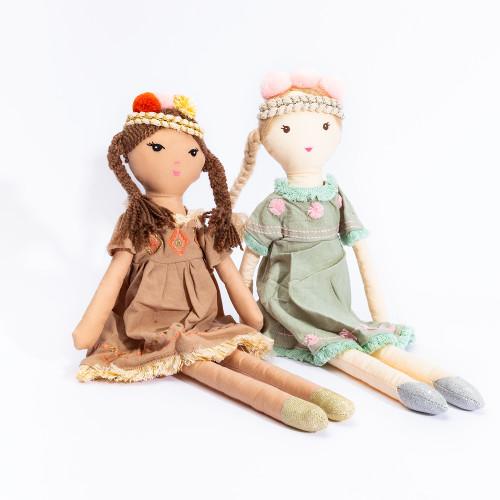 Bohemian Princess Doll by Mon Ami