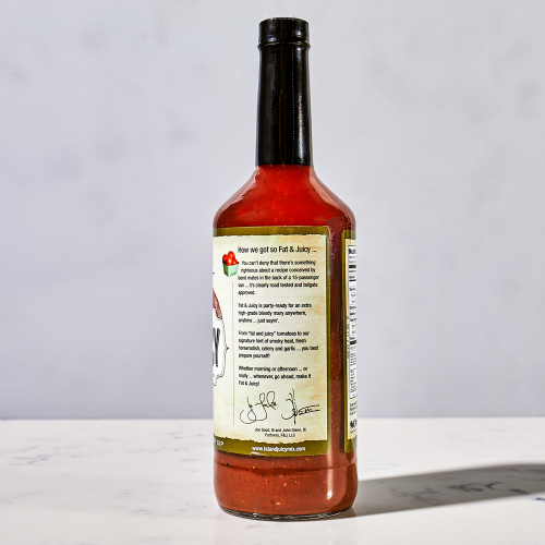Bloody Mary Mix by Fat & Juicy