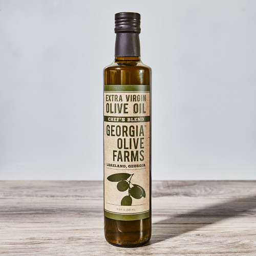 Chef's Blend Extra-Virgin Olive Oil by Georgia Olive Farms