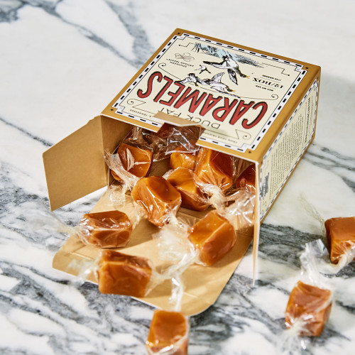 Duck Fat Caramels by Olive & Sinclair