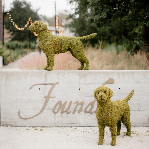 Good Dog Topiary