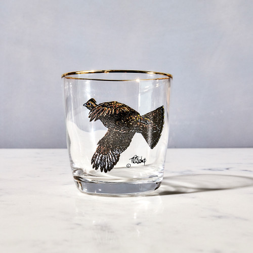 Game Bird Decanter Set by Richard Bishop