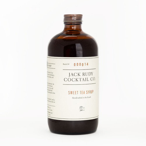 Sweet Tea Syrup by Jack Rudy Cocktail Co.