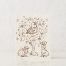 Partridge in a Pear Tree Note Set by Alexa Pulitzer
