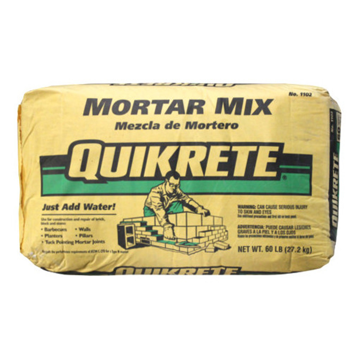 60 lb  Mortar Mix - (Available For Local Pick Up Only)