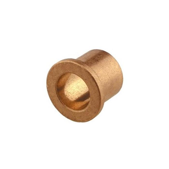 "15/16"" Flange X 3/4"" Bronze Flange Bearing (1/2"" I.D. X 3/4"" O.D.)"