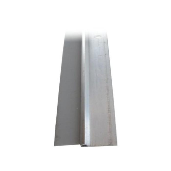 """1-1/8"""" X 36"""" Aluminum Door Sweep"""