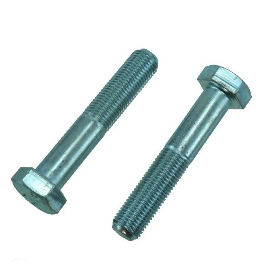 Fine Thread Bolts >> 10 Mm X 1 25 Pitch X 40 Mm Zinc Plated Fine Thread Metric Hex Head