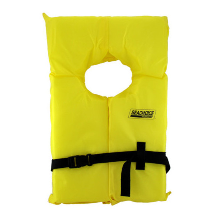 Type II PFD Adult Life Vest - USCG Approved - (Available For Local Pick Up Only)